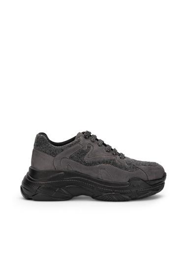 Ipekyol Ayakkabı Gri